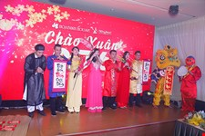 Tiến Phát year end party 2015