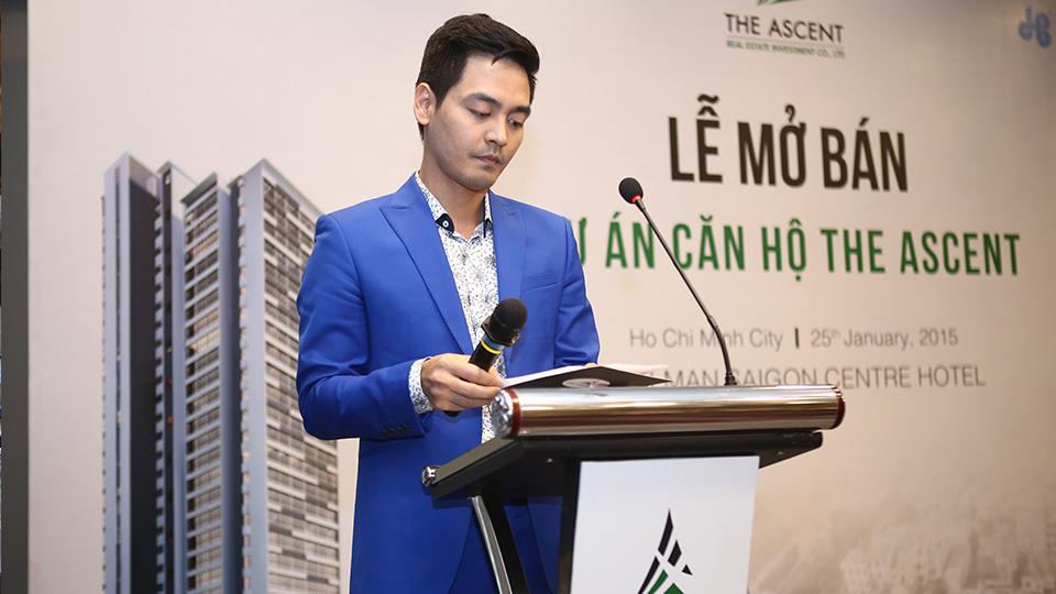 Lễ mở bán chính thức dự án The Ascent – Thao Dien Condominiums