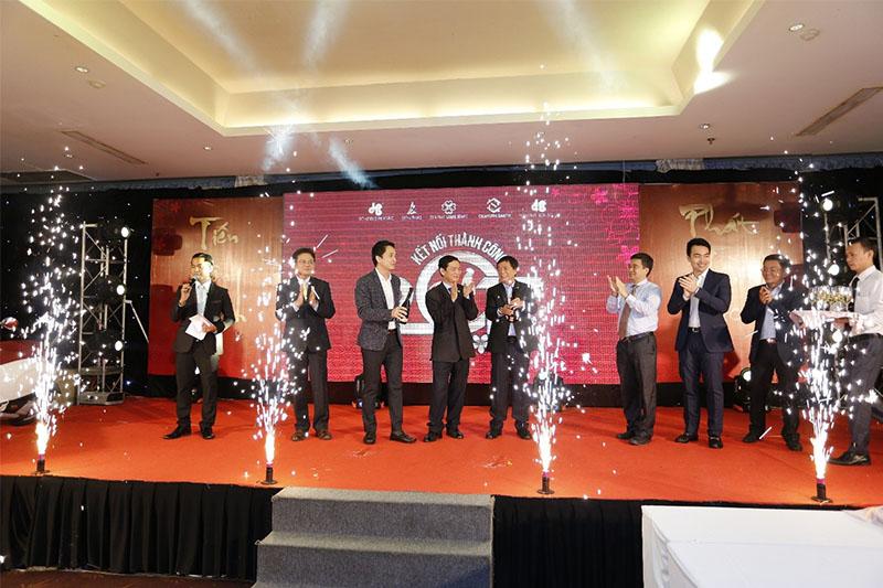 Tiến Phát Corp tưng bừng đại tiệc Year End Party 2