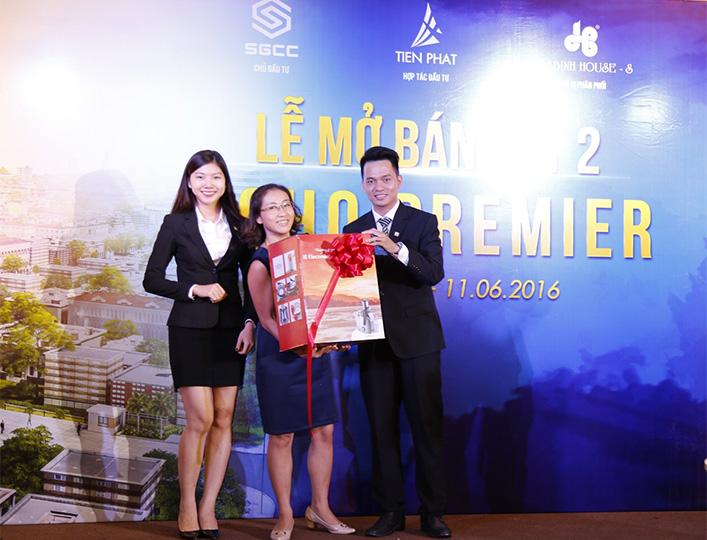 Lễ mở bán đợt 2 dự án Soho Premier 7