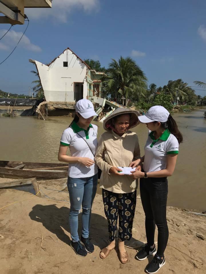 Tiến Phát Corp chung tay giúp đỡ đồng bào miền Trung bị lũ lụt 2