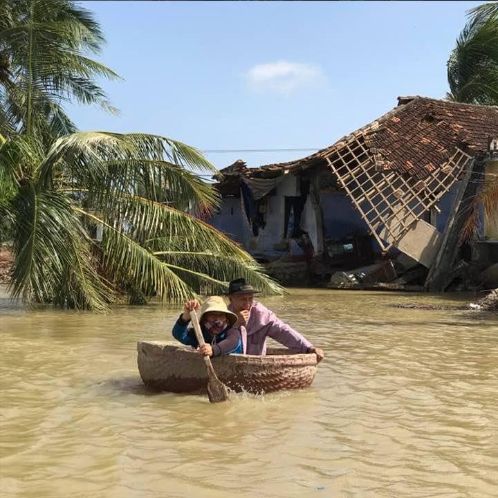 Tiến Phát Corp chung tay giúp đỡ đồng bào miền Trung bị lũ lụt 5