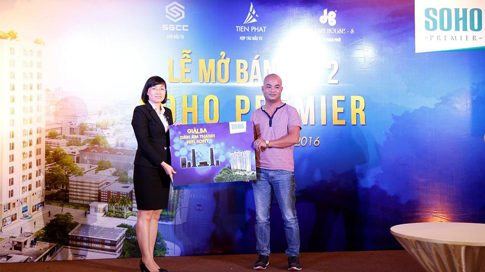 Lễ mở bán đợt 2 dự án Soho Premier 5