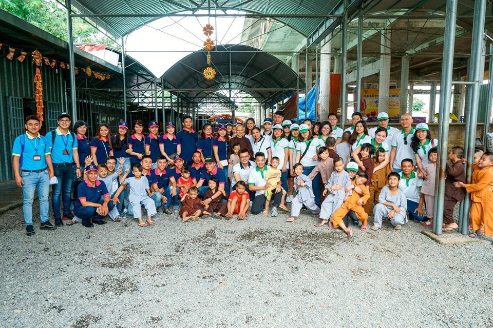 Team Building Tiến Phát 2018