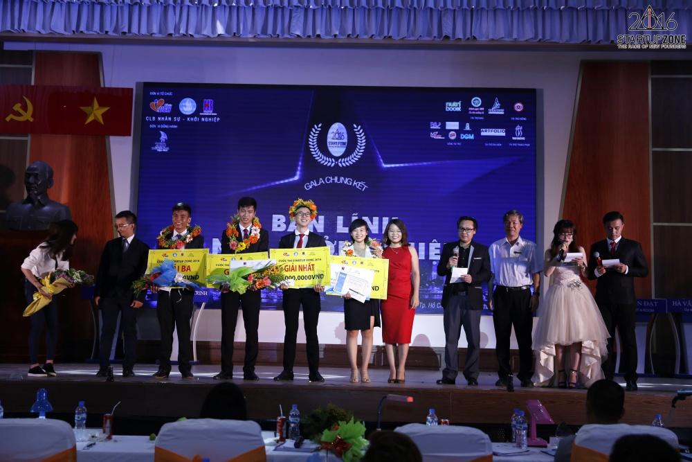 Tiến Phát Corp tài trợ Cuộc thi Startup Zone 2016 8