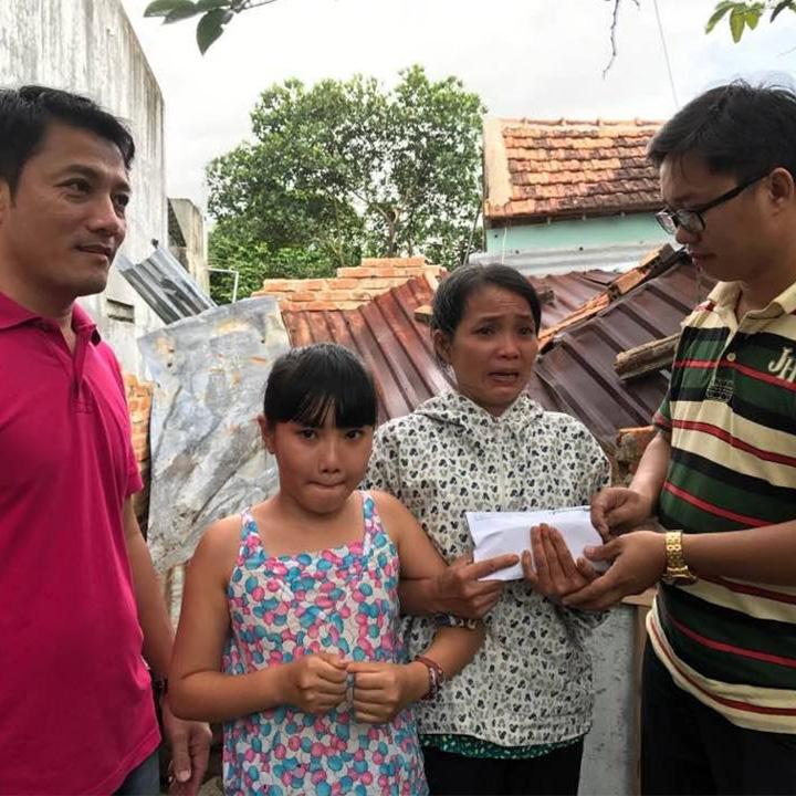 Tiến Phát Corp chung tay giúp đỡ đồng bào miền Trung bị lũ lụt 7