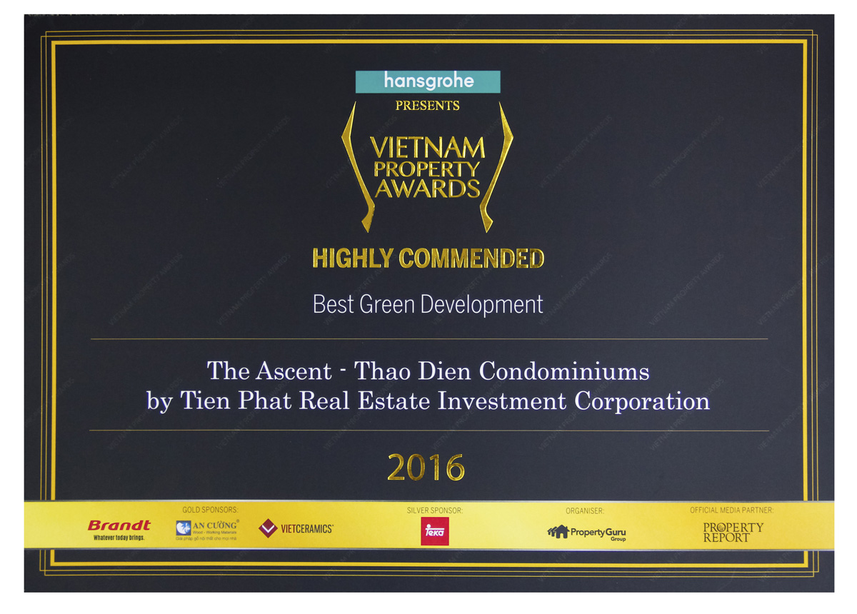 Viet Nam Property Award