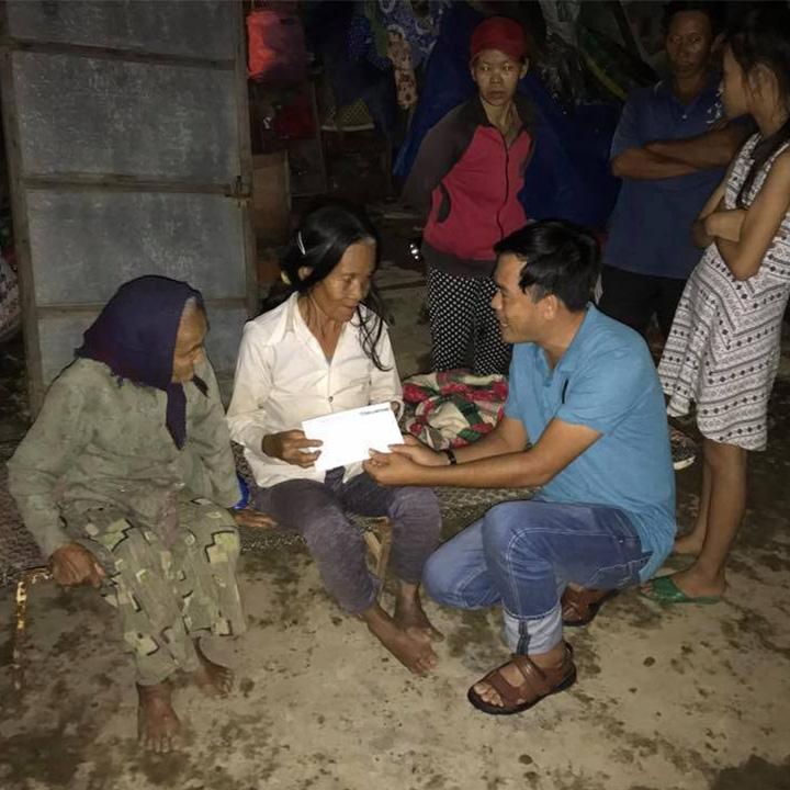 Tiến Phát Corp chung tay giúp đỡ đồng bào miền Trung bị lũ lụt 4