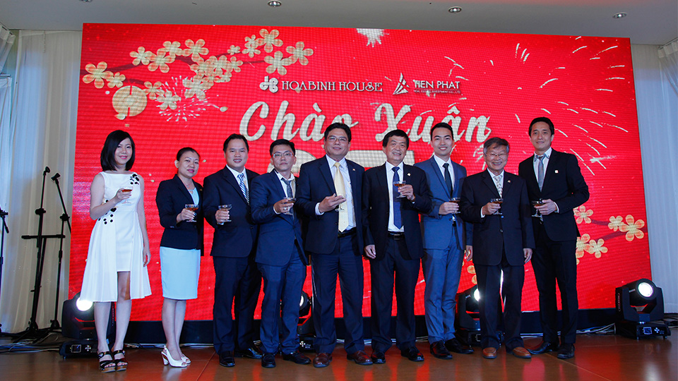 Tiến Phát year end party 2015 2