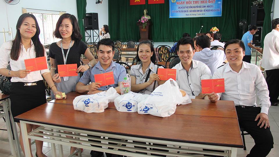 Tiến Phát tham gia hiến máu nhân đạo 2